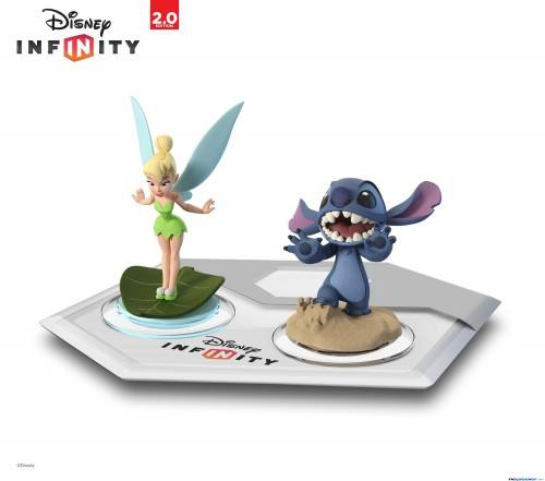Can you use Disney Infinity 1 characters on the all new Disney Infinity 2.0 system?