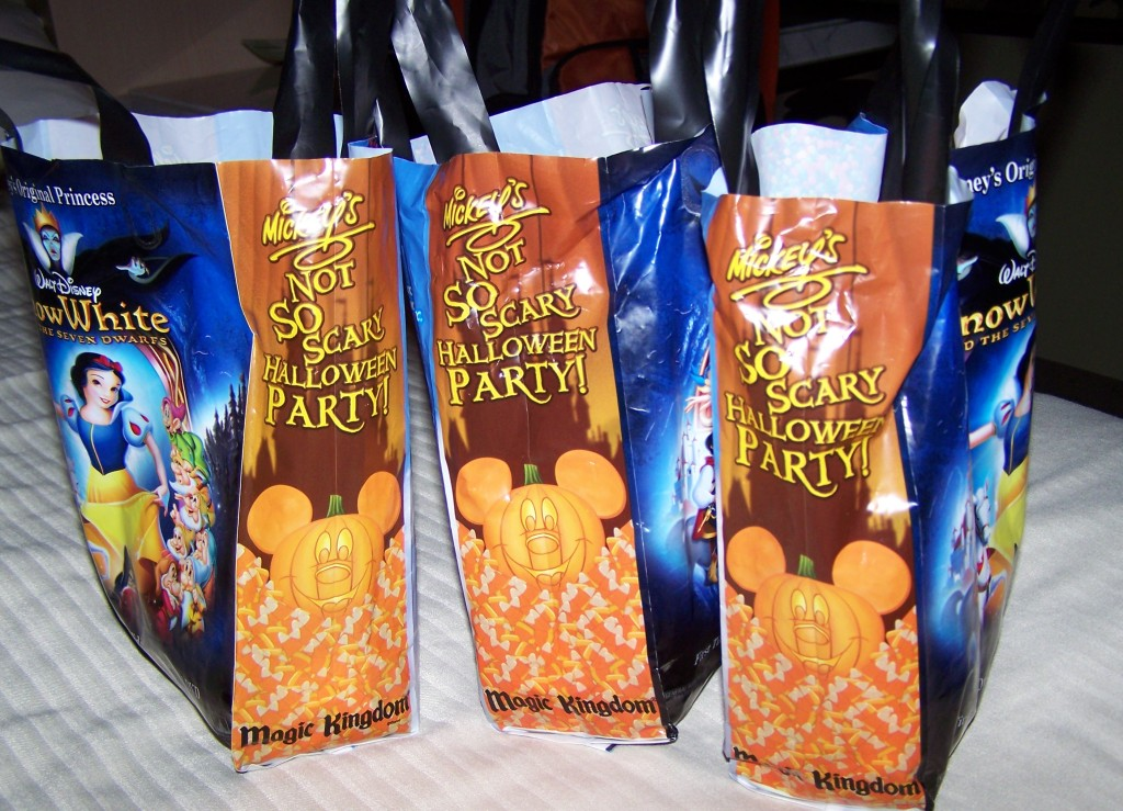 Do I Need to Bring My Own Treat-Bag to MNSSHP?
