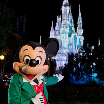 What is the best park to find Mickey Mouse in at Walt Disney World?