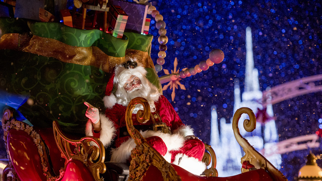 What Time Does Mickey's Very Merry Christmas Party Start, and When Can You Get into the Park?
