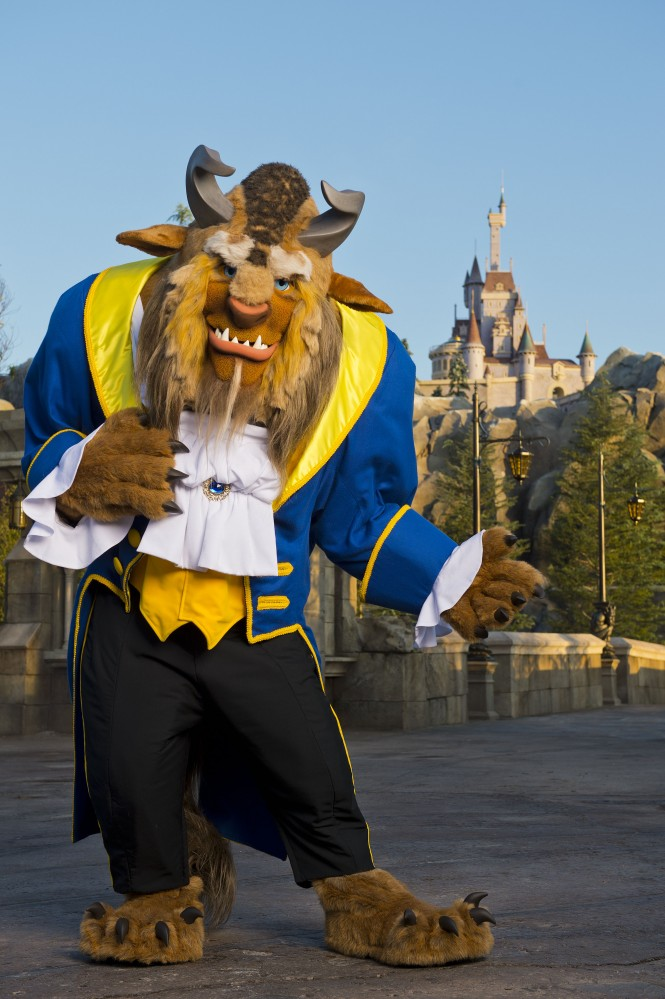 Can I Meet the Beast at Be Our Guest in Magic Kingdom?