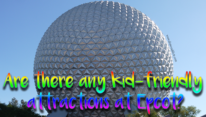 Are there any kid-friendly attractions at Epcot?