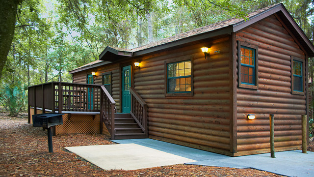 The Peace & Quiet of Fort Wilderness Resort