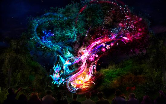 When is Disney opening their Nighttime Safari and Rivers of Light Show in the Animal Kingdom?