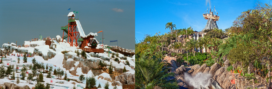 Why the Walt Disney World Water Parks are Your Best Spring Break Option.