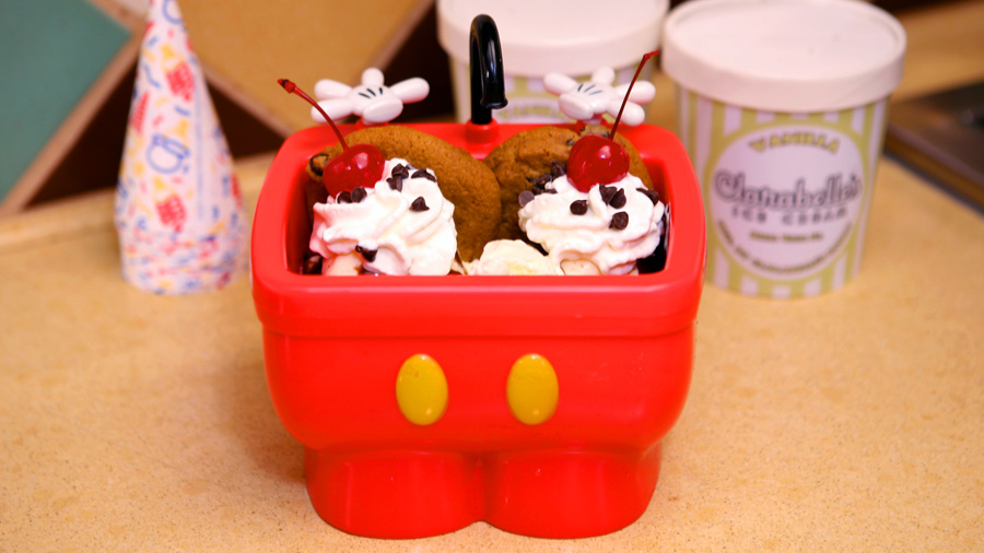Kitchen Sink Sundae Disney World Cost