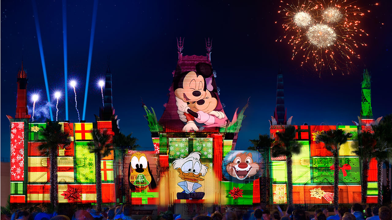 10 Things to Love About Disney World During the Holiday Season
