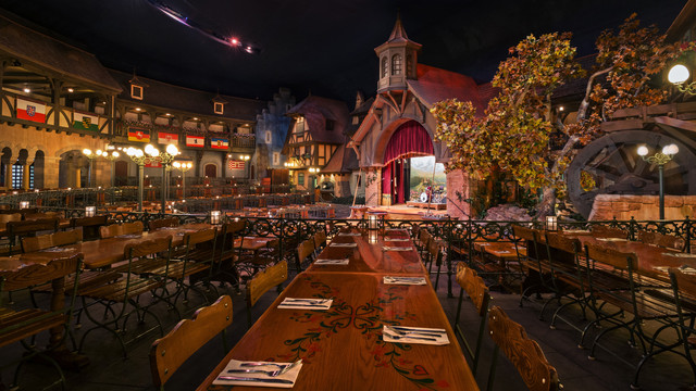 You Can Now Use Mobile Check-In At These Disney Restaurants