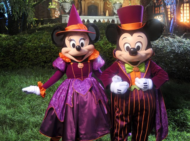5 Fun Ways to Spend Halloween at Disney's Magic Kingdom