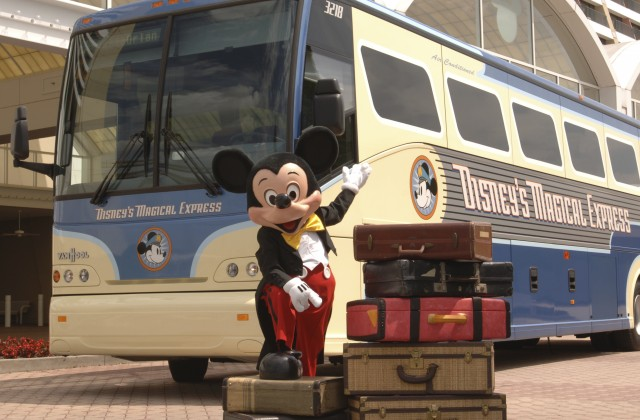 9 Helpful Facts About Disney's Magical Express Airport Transfer Service