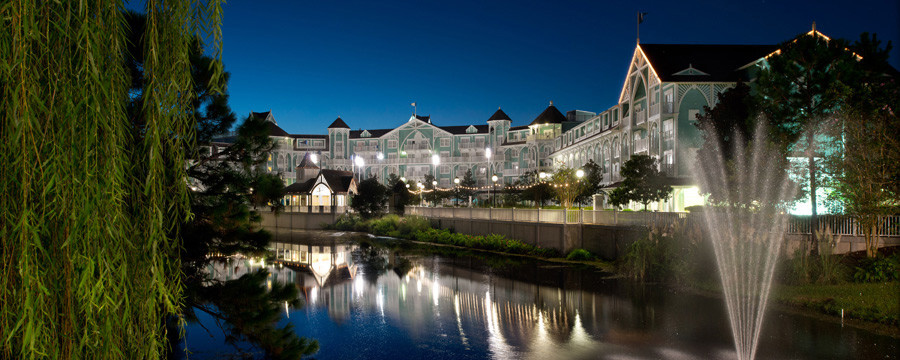 5 Disney World Properties Perfect For Resort Only Stays