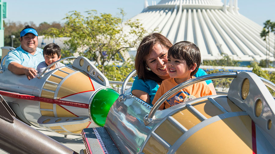Walt Disney World With Toddlers: Tips And Tricks