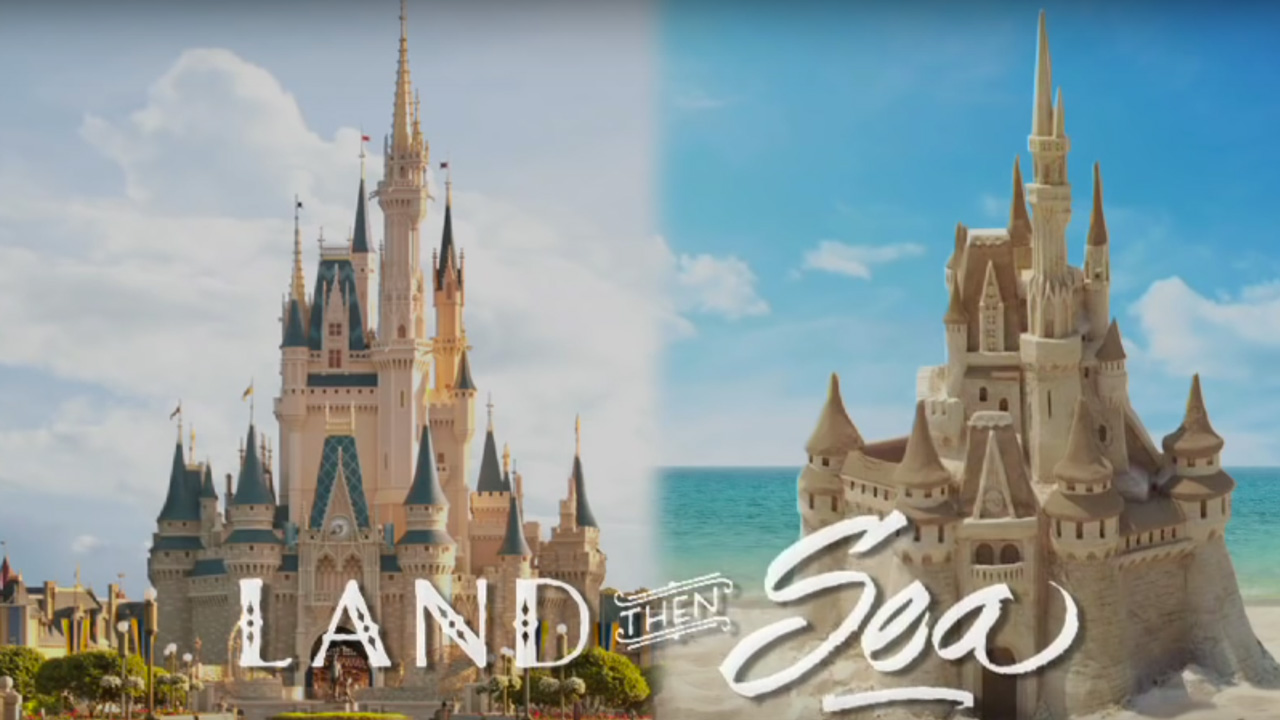 How Do I Book a Land and Sea Package With Disney?