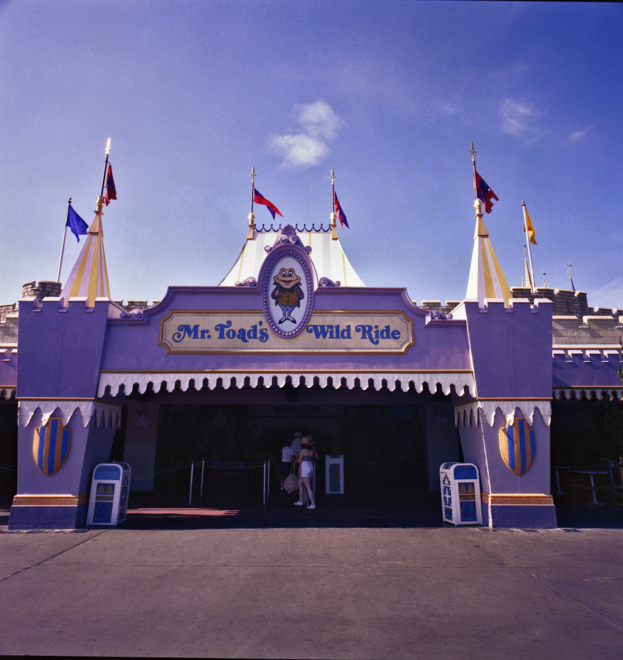 7 Awesome Walt Disney World Fun Facts