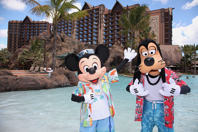 Are There Disney Characters Experiences at Aulani- A Disney Resort and Spa?