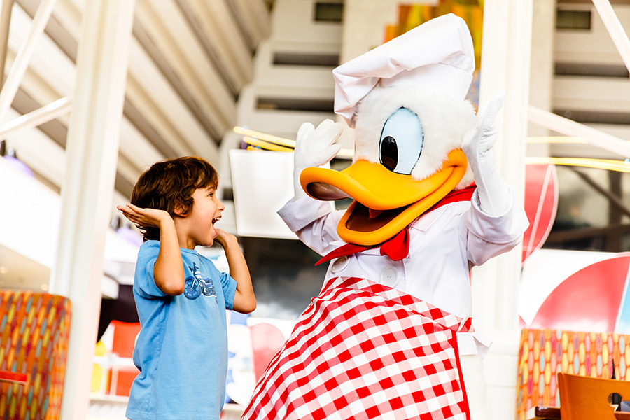 10 of the Best Restaurants for Those Visiting Disney World for the First Time