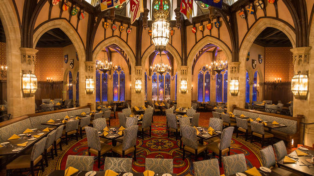 Pros and Cons of Making a Reservation at Cinderella's Royal Table
