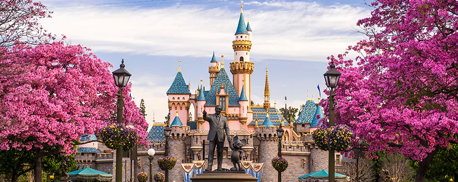 Disneyland Attractions with the Shortest Wait Times