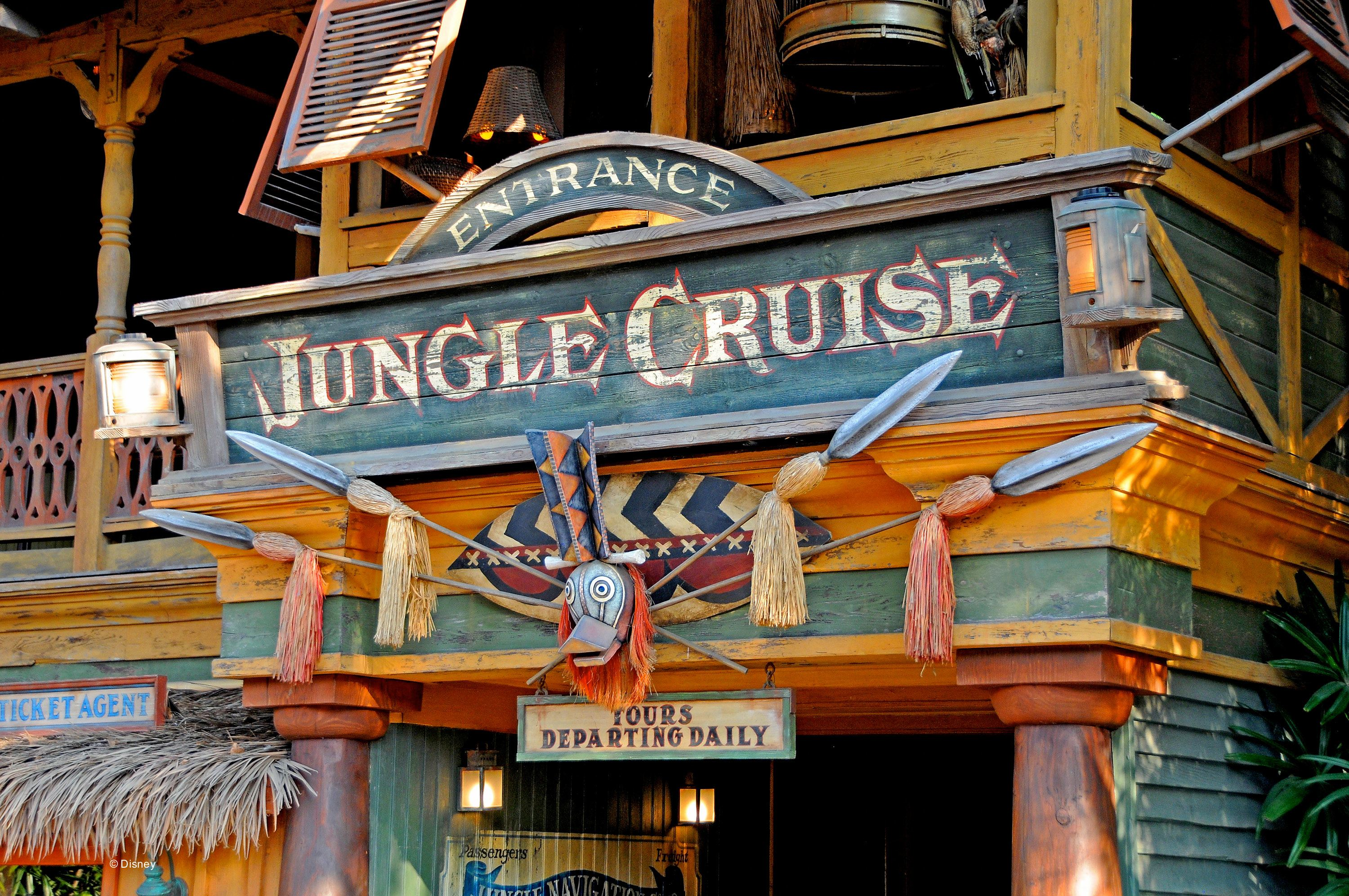 The Adventurous History Tour of the Jungle Cruise