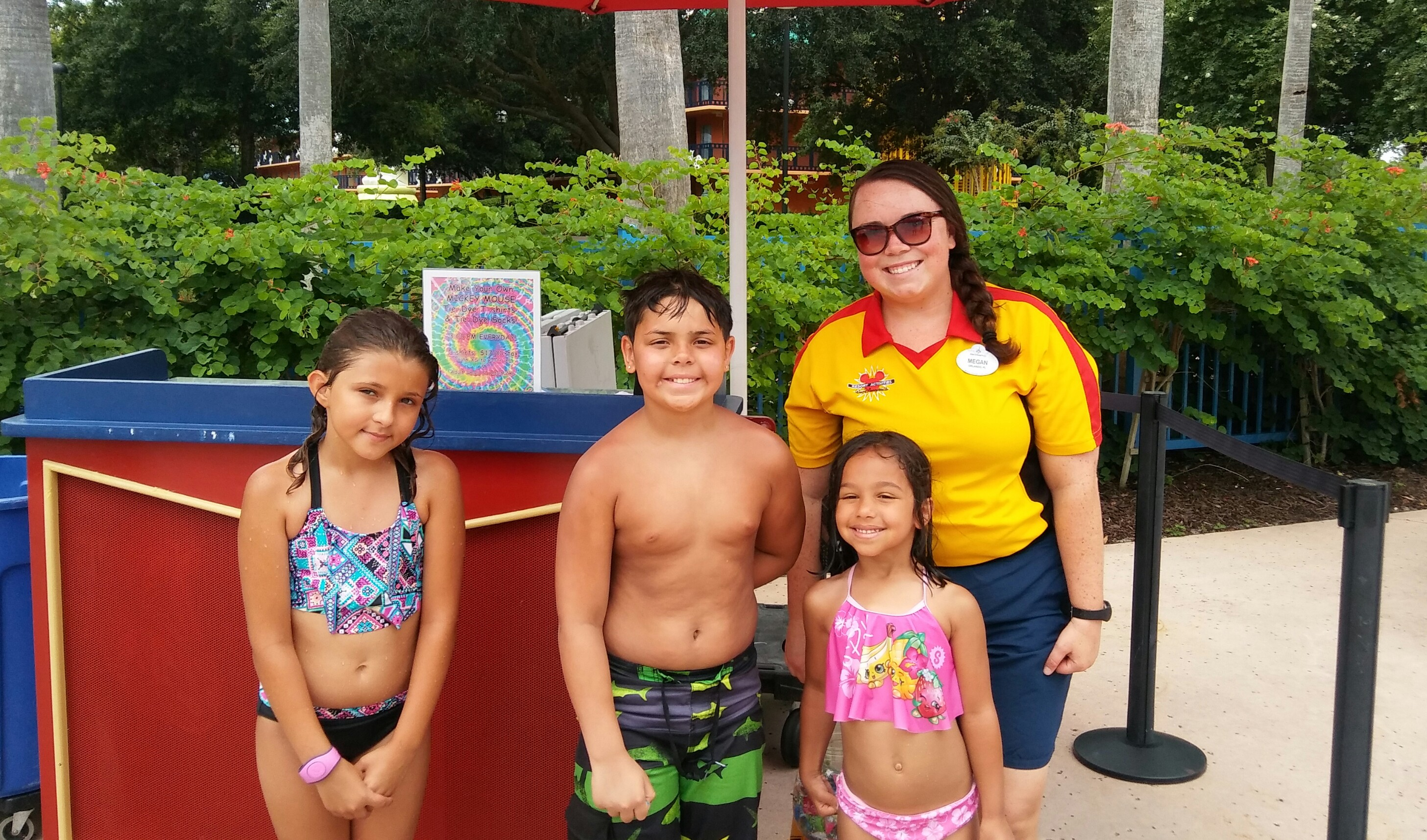 Did You Know Walt Disney World Resort Pools Host Fun Activities For the Whole Family?