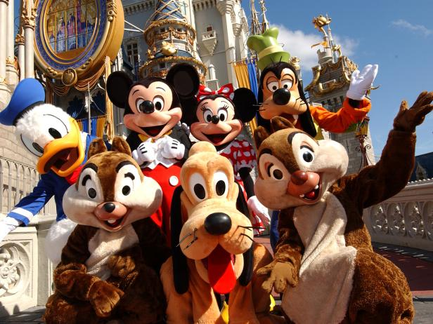 Tips for Managing a Large Group at Disney!