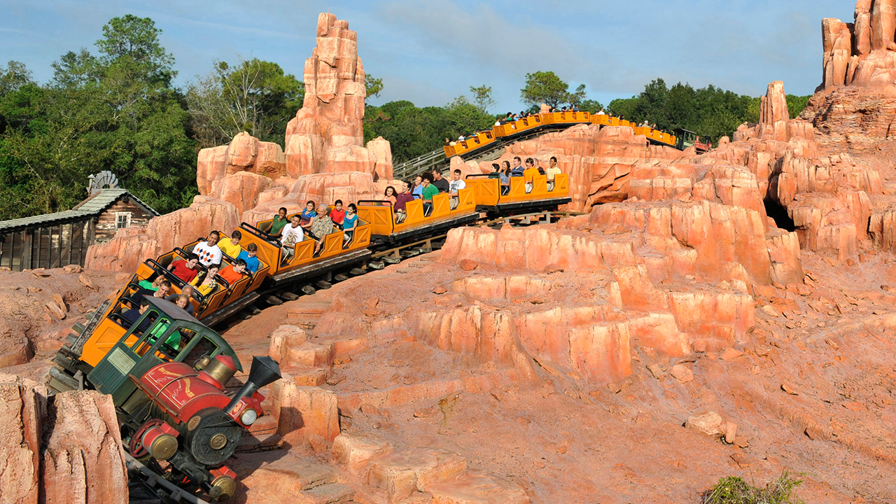 Celebrate 40 Years of Thunder Mountain at Magic Kingdom