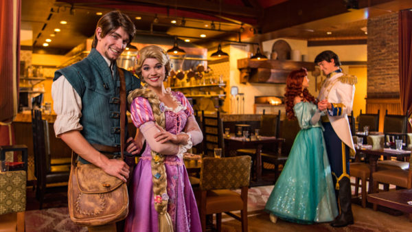 5 Fun-filled Disney World Character Dining Experiences That Don't Require Theme Park Admission