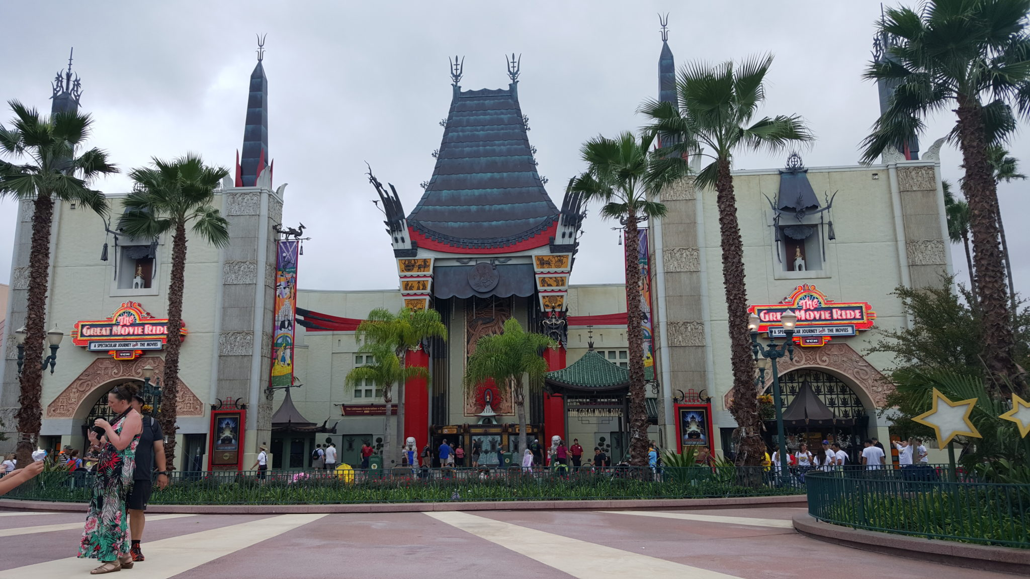 What is left at Hollywood Studios?