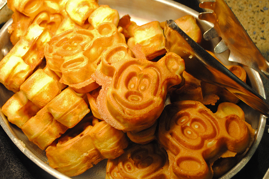 Top 7 Breakfast Spots at Walt Disney World