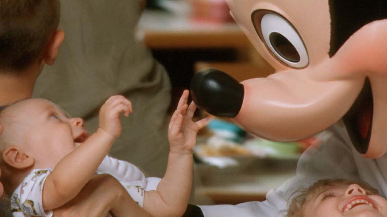 6 Tips for Doing Disney World With an Infant
