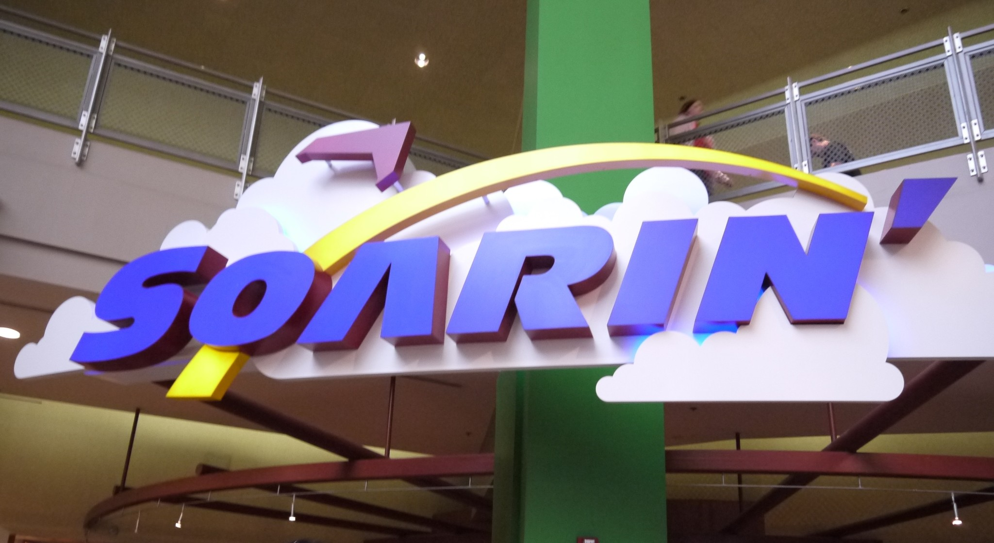 Soarin' Around the World Through The History Of This Attraction