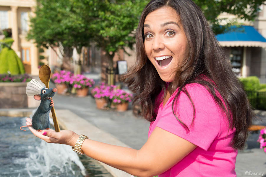 Are There Any Special PhotoPass Shots For Epcot's Food & Wine Festival?