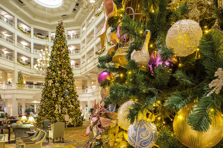 Best Disney Resorts to Stay at During the Holiday Season
