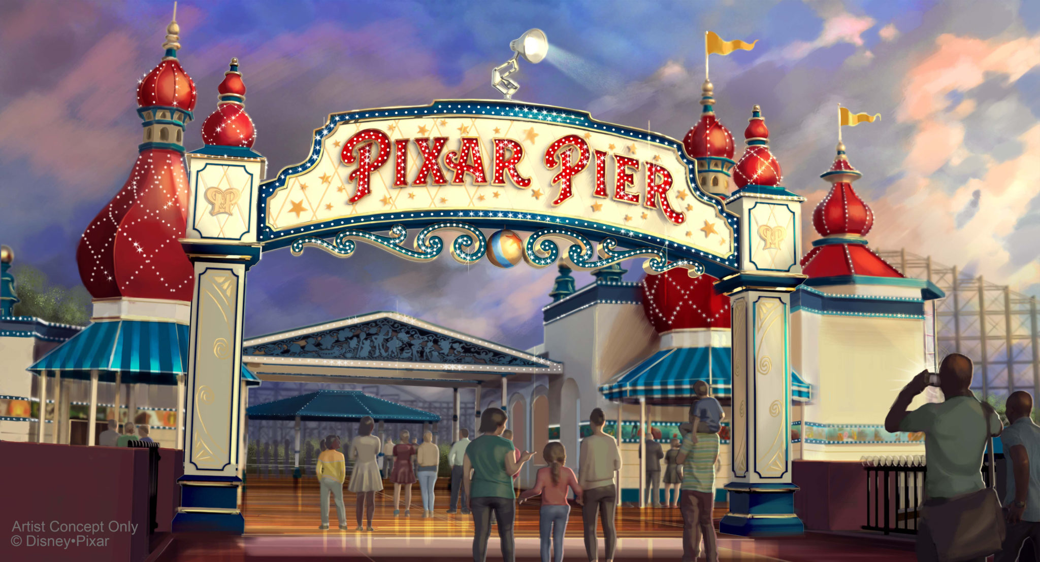 12 Exciting New Changes and Additions Coming to Pixar Pier at Disneyland Resort