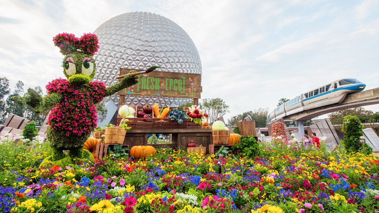 Your Guide To The 4 Annual Festivals Held At Epcot