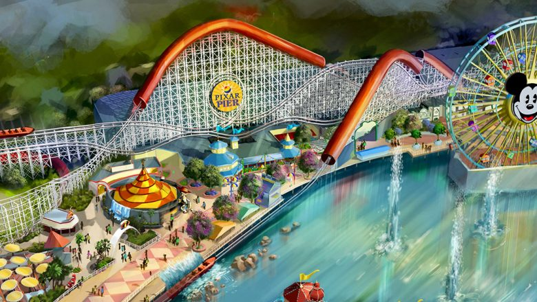4 Things We Learned About Disneyland's Pixar Pier This Week