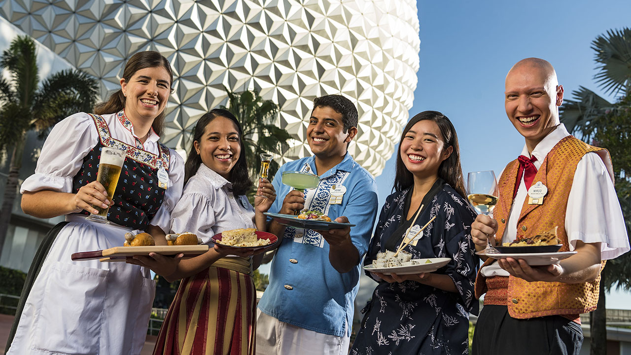 6 Reasons Why You Won't Want To Miss This Year's Epcot International Food & Wine Festival