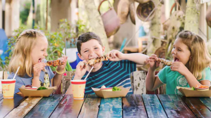 3 Fantastic Summer Discounts Now Available At Disney World Including Free Dining for Kids!