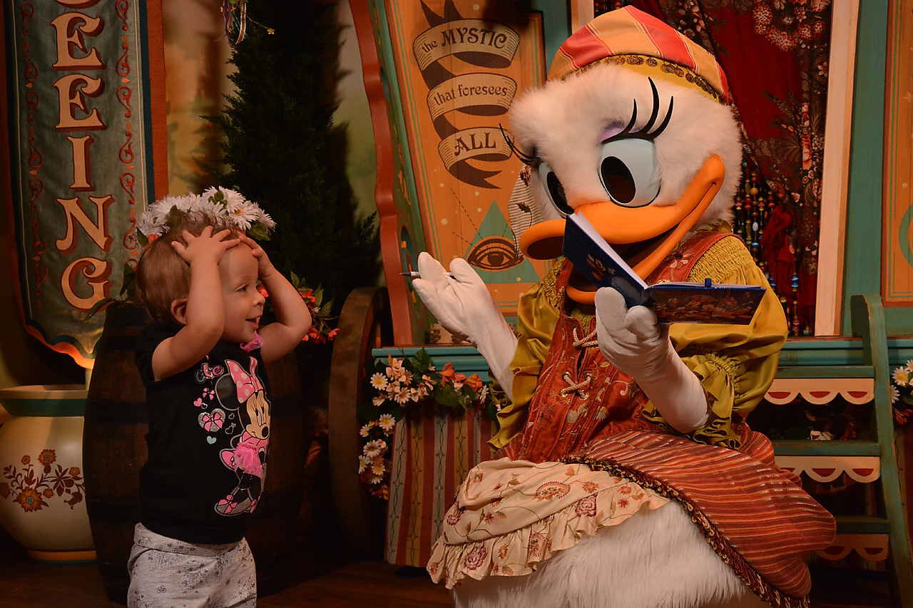 5 Reasons You Should Take Your Toddler to Walt Disney World While They Are Still Little