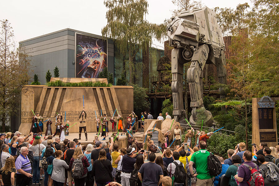 9 Ways To Celebrate All Things Star Wars at Walt Disney World