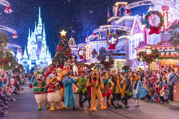 Mickey's Christmas Party
