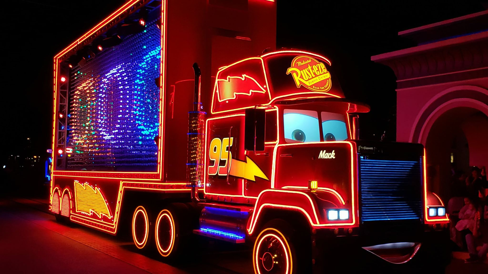 5 Incredible Facts About the Paint the Night Parade at Disney California Adventure