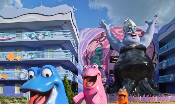 Pros And Cons Of Staying At Disney S Art Of Animation Resort