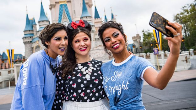 Character Couture Adult  Makeovers now available at Disney World