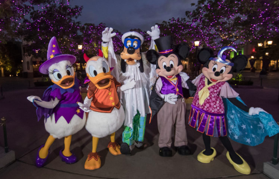 8 Reasons Why We're Already Excited For Mickey's Halloween Party at Disneyland Resort