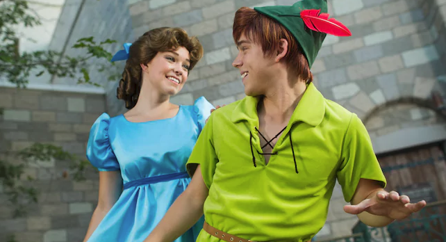 8 Pixie Dust-filled Ways to Celebrate Peter Pan's 65th Anniversary at Walt Disney World!