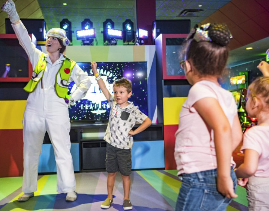 6 Things to Know About the Pixar Play Zone at Disney's Contemporary Resort