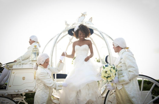6 Ways To Feel Like a Royal During Your Disney World Wedding