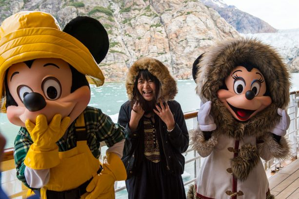 5 Magical Ways to Stay Cozy During Your Alaskan Getaway With Disney Cruise Line