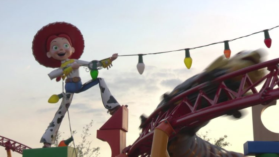5 Exciting New Tidbits We Learned About Toy Story Land Today